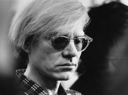 Andy Warhol trabajó con el software creativo de una Commodore Amiga Foto: Getty Images