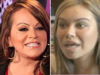 Jenni Rivera And Chiquis. Foto: Getty Images, Screen Shot