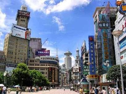 Compras en Shanghai Foto: de.academic.ru / Terra Networks México S.A. de C.V.