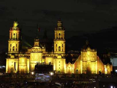 Catedral Metropolitana. Foto: AP / Terra Networks México S.A. de C.V.