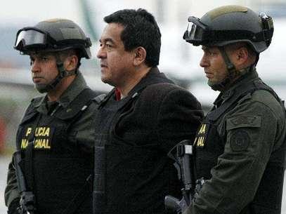 El dominio anterior (www.anncol.eu) sigue fuera de servicio desde la captura en Venezuela, el pasado abril, del presunto editor de Anncol, Joaquín Pérez Becerra, alias Alberto Martínez. Foto: AP