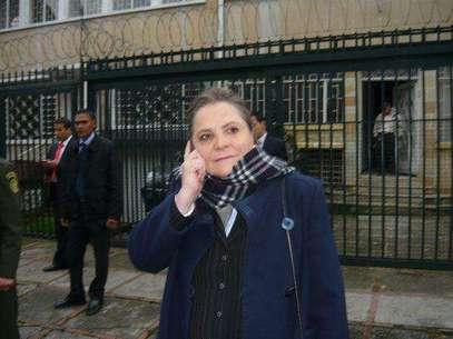 La presidenta del Polo, Clara López, le había pedido celeridad al presidente Santos a lahora de designar alcalde encargado de Bogotá. Foto: Terra