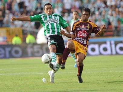 Deportes Tolima y Atlético Nacional definieron la serie en Ibagué Foto: Terra