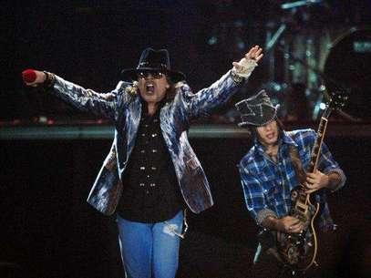 Guns N' Roses vuelve a Argentina y toca el 8 de octubre en el Estadio Unico Foto: Telam