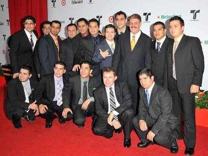 La Arrolladora Banda el Limón. Foto: Terra Networks México S.A. de C.V.
