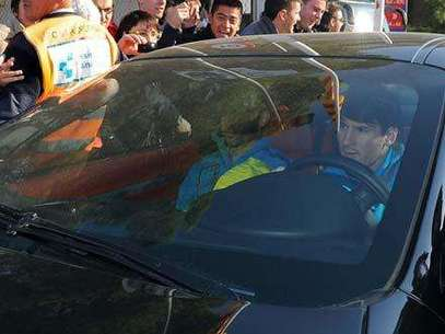 Foto Top 5 autos de Messi Foto: Getty / Terra Autos