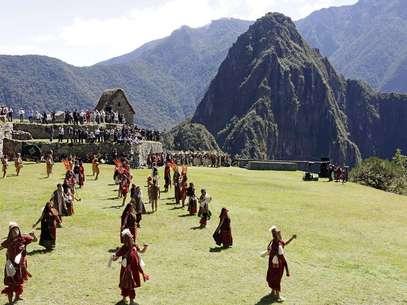 Distintas teorías que apuntar a descubrir para qué sirvió Machu Picchu Foto: ANDINA / AFP