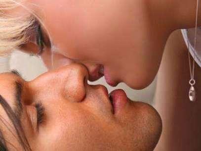 ¿Recuerdas la experiencia de tu primer beso? Foto: Getty Images
