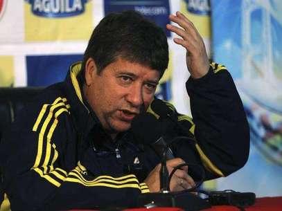 Gómez en la Copa América. Foto: X00872 / Reuters