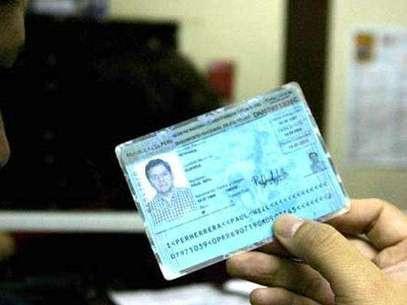 Documento Nacional de Identidad (DNI). Foto: Andina