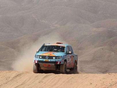 Los Ferrand competirán en su tercer Rally Dakar Foto: Maidru Photos