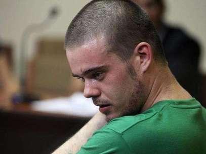 Van der Sloot condenado a 28 años por asesinato en Perú Foto: Getty Images