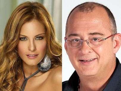 Laura Acuña y Jota Mario Valencia son los presentadores de 'Muy Buenos Días'. Foto: Oficial