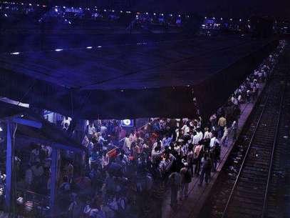 Nueva Delhi, es una de las ciudades más pobladas del mundo, con unos 22.4 millones de habitantes. Foto: Getty Images