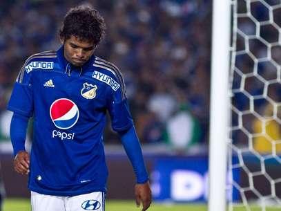 Osorio Botello fue la figura de Millonarios en la Liga Postobón I. Foto: David Felipe Rincón / Terra