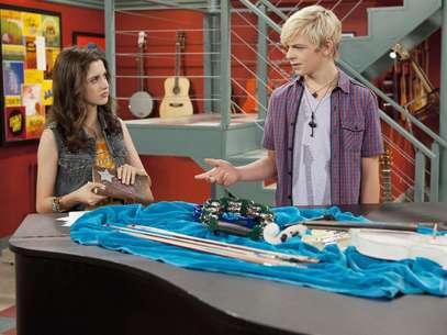Ally y Austin serán los protagonistas de esta serie que inicia transmisiones el domingo 26 de febrero por Disney Channel. Foto: Disney Channel