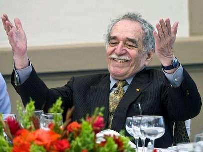 Gabriel García Márquez Foto: AFP