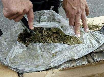 España ya no es una puerta de entrada atractiva para la droga (Agencia: EFE) Foto: Telefónica de España, SAU