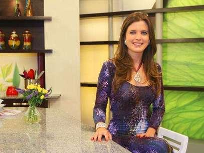 Ana María Picasso en Plus TV  Foto: Terra Perú / Miguel Bustamante