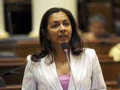 Vicepresidenta de la República, Marisol Espinoza. Foto: La Industria