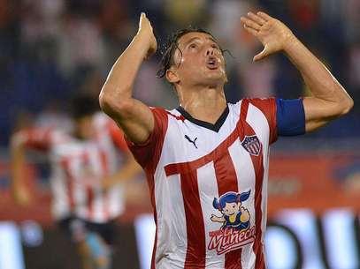 Junior logró un empate importante en Bogotá. Foto: Terra