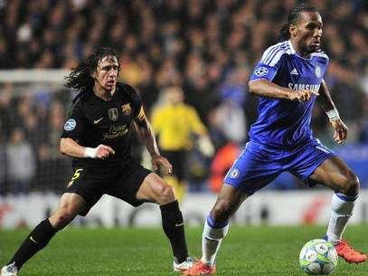 Chelsea ganó 1-0 en el partido de ida.  Foto: AFP