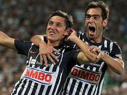 Neri Cardozo, el gol que le dio el título a Rayados. Foto: Mexsport/Jorge Martínez / Terra Networks México S.A. de C.V.