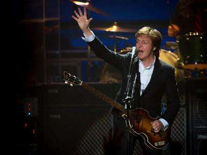 Paul McCartney Foto: Getty