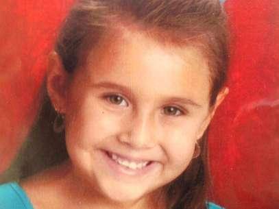 Isabel Mercedes Celis, de seis años, está desaparecida desde el sábado 21 de abril de 2012 en Arizona, Estados Unidos. La búsqueda de la menor se ha ampliado a México, dijeron las autoridades policiales en Tucson.  Foto: Departamento de Policía de Tucson / AP