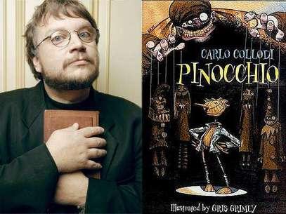 Del Toro prepara un personaje diferente de Pinocho. Foto: galerialternativa.com