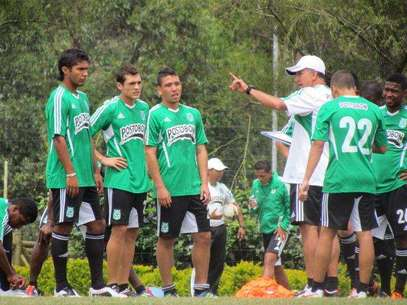 Juan Carlos Osorio ya tiene definido el número de jugadores que pedirá como refuerzos para la siguiente temporada con Atlético Nacional Foto: Juan Fernando Ospina / Terra