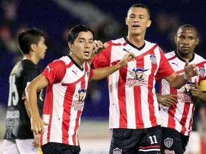 Junior de Barranquilla jugará ante Nacional en Medellín Foto: EFE