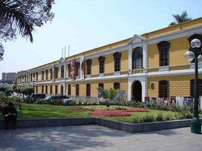 Universidad Nacional Mayor de San Marcos Foto: Gentileza