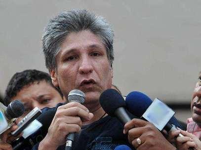 Sigifredo López esta siendo investigado por su presunta participación en el secuestro y muerte de 11 exdiputados del Valle a manos de las Farc. Foto: afp