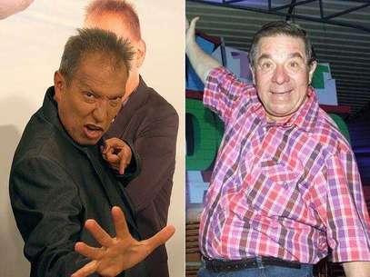 Raúl Romero y Efraín Aguilar. Foto: Terra Perú