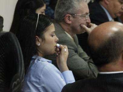 Laura Moreno está implicada en el presunto homicidio del estudiante uniandino Luis Andrés Colmenares. Foto: Archivo / Terra Colombia