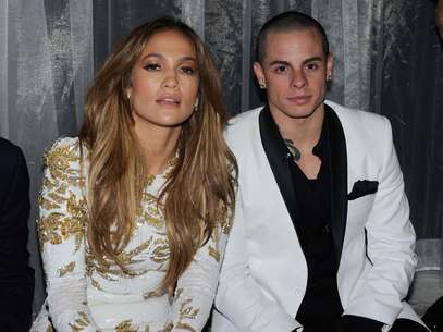Jennifer López y Casper Smart Foto: Getty Images