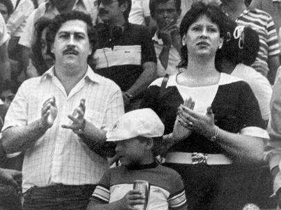 Escobar dijo también que su hermano, quien llegó a ser congresista, fue acorralado por motivos políticos y no por los cientos de crímenes que cometió. Foto: AFP