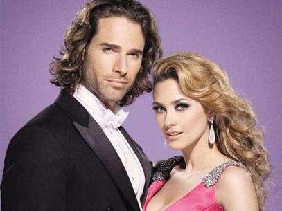 Sebastián Rulli y Aracely Arámbula. Foto: Difusión