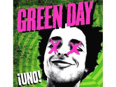 """Portada de """"¡Uno!"""" pimer disco de la trilogía de Green Day Foto: Sitio Web Oficial"""
