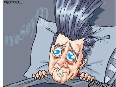 El caricaturista mexicano comparte a Terra su mirada crítica e incisiva. Foto: Daniel Camacho Ángel