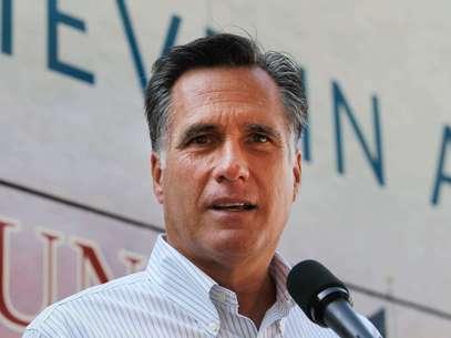 Mitt Romney encabezó un evento en Orlando, Florida. Foto: Getty Images