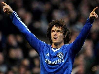 El jugador del Chelsea, David Luiz. Foto: EFE en español