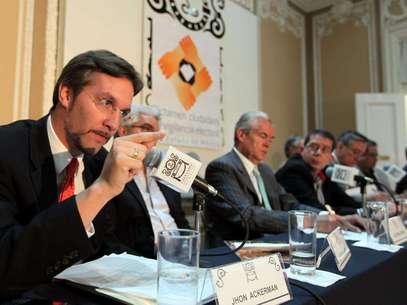 John Ackerman Foto: Reforma