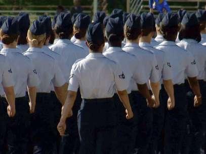 Las víctimas serían decenas de mujeres que se entrenan en una de sus bases en Texas. Foto: AP