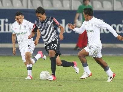 Joazinho Arroé dejará el equipo tras este partido. Foto: Miguel Bustamante / Terra Perú