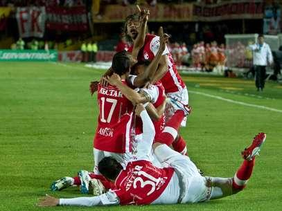 Santa Fe venció a Equidad y estará en la final Foto: David Felipe Rincón / Terra