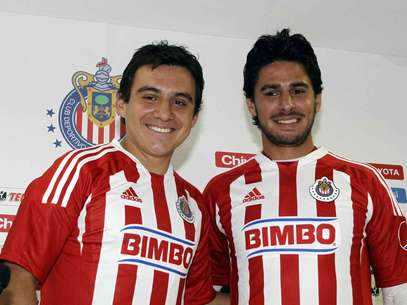Luis Perez and Rafael Marquez are confident they'll come to an agreement.  Foto: Mexsport