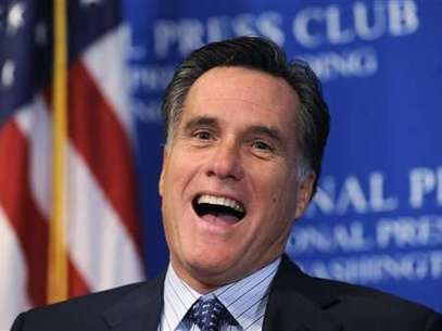 La fortuna de Romney, otra vez en el ojo de la tormenta. Foto: AP