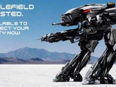 Imagen previa para el remake de 'Robocop' Foto: sensacine.com